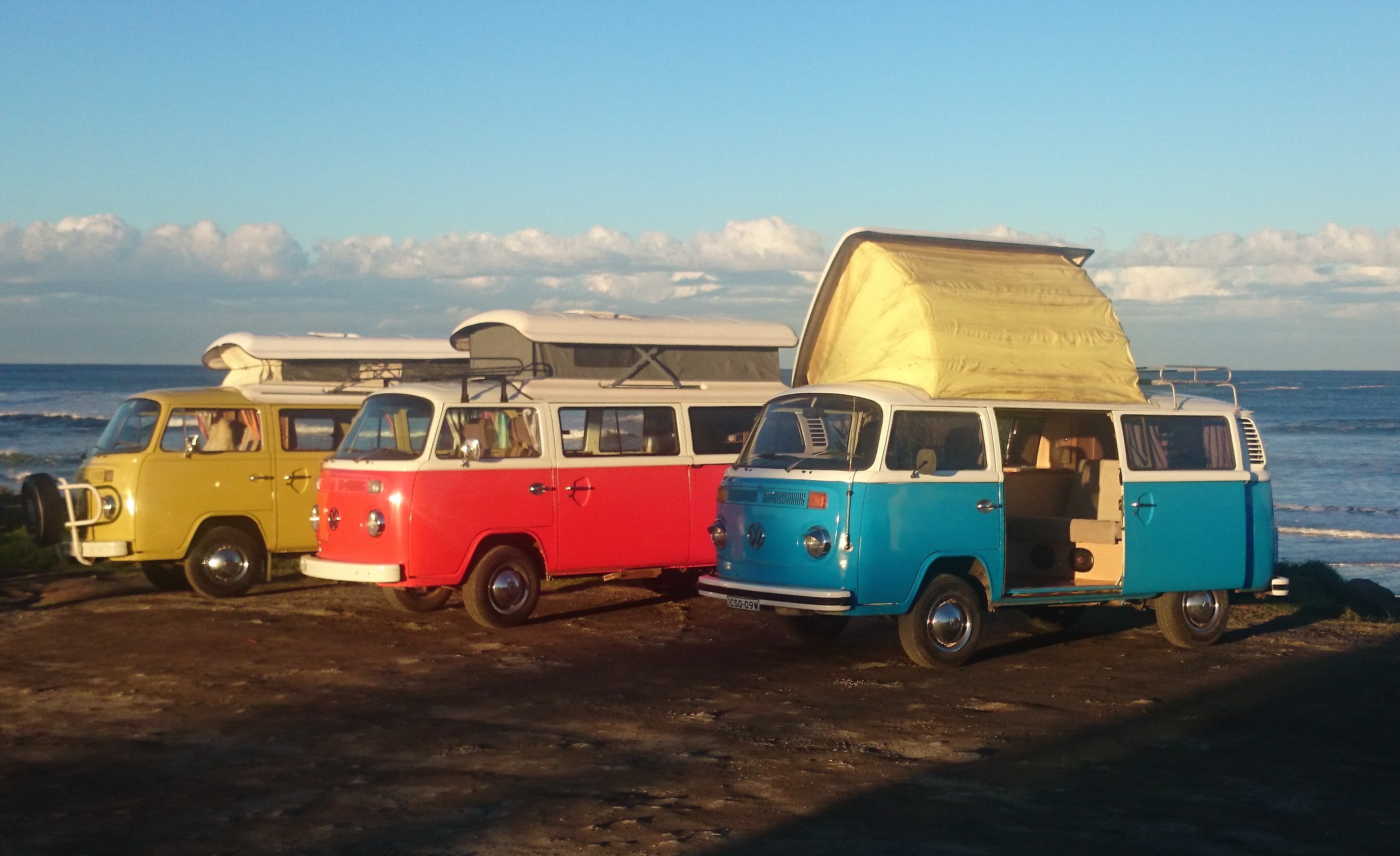 Campervans And Car Rental Byron Bay Classic Car And Kombis